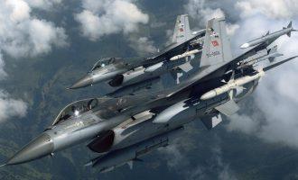 Συνεχίζει τις προκλήσεις η Άγκυρα: Πέντε παραβιάσεις από τουρκικά αεροσκάφη στο Αιγαίο