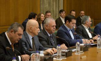 Συνεδριάζει τη Μ. Τρίτη το υπουργικό – Στην ατζέντα οικονομία, Τουρκία και Σκόπια