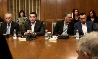 Υπουργικό συμβούλιο στις 11.00 για Οικονομία-Σκοπιανό-Ελληνοτουρκικά