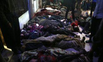 «Συντονισμένη απάντηση» ετοιμάζει η Ουάσιγκτον για τη Ντούμα της Συρίας
