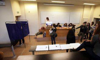 Νικήτρια των φοιτητικών εκλογών η ΔΑΠ-ΝΔΦΚ – Δείτε πόσο % πήρε η κάθε παράταξη