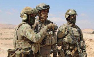 Τέσσερις Ρώσοι στρατιώτες σκοτώθηκαν σε επίθεση του Ισλαμικού Κράτους σε συριακή πυροβολαρχία