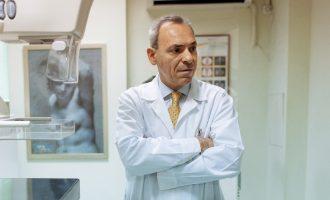 Α. Χαλαζωνίτης: «Στόχος μας δεν είναι το κέρδος, αλλά η έγκαιρη διάγνωση του καρκίνου του μαστού»
