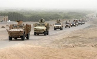 Σθεναρή αντίσταση από τους Χούτι της Υεμένης – Τουλάχιστον 39  νεκροί σε μάχες κοντά στη Χοντάιντα