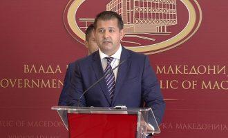 «Χαστούκι» κυβερνητικού εκπροσώπου πΓΔΜ σε ΝΔ: Η Ελλάδα μπορεί να μας λέει Severna Makedonja