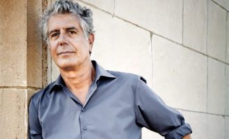 Αυτοκτόνησε ο διάσημος σεφ Άντονι Μπουρντέν στα 61 του