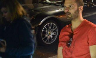 Έξι μήνες φυλακή σε εφοπλιστή για ξυλοδαρμό της Αλεξίας Έβερτ