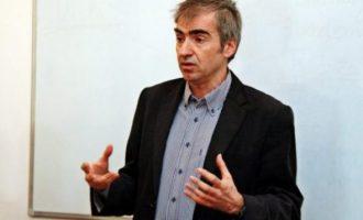 Μαραντζίδης: Η ΝΔ θρέφει ένα τέρας με τη στάση της στο ονοματολογικό