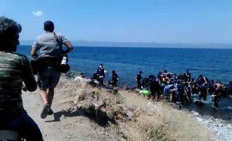 Γύρισαν πίσω στην Τουρκία άλλοι έξι πρόσφυγες