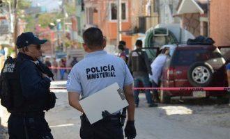 Σοκ στο Μεξικό: Εκτέλεσαν κι άλλον πολιτικό λίγο πριν τις εκλογές