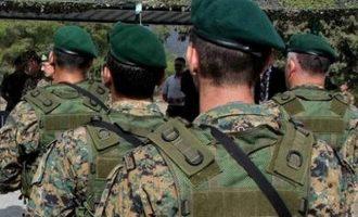 Θρηνεί ο Στρατός Ξηράς: Σκοτώθηκε σε τροχαίο 31χρονος Λοχίας