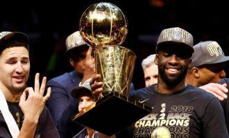 Οι Γουόριορς πρωταθλητές και πάλι στο NBA
