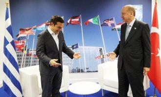 Τουρκικός Τύπος: Ο Τσίπρας εκνεύρισε τον Ερντογάν