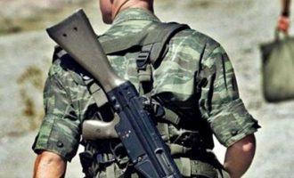 Σε κρίσιμη αλλά σταθερή κατάσταση ο 30χρονος λοχίας που τραυματίστηκε