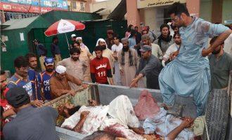 Το ISIS πίσω από το μακελειό στο Πακιστάν  – 90 οι νεκροί