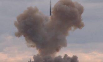 Η Ρωσία παρουσίασε τα νέα πυρηνικά όπλα της (βίντεο)