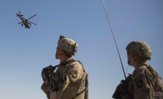 Αφγανοί νεοσύλλεκτοι άνοιξαν πυρ κατά των Αμερικανών εκπαιδευτών τους
