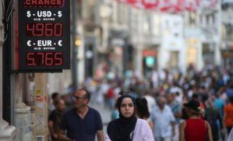 Σε επαγρύπνηση η κορυφαία τράπεζα της Ιταλίας για την τουρκική «βουτιά» – Τι αναφέρει