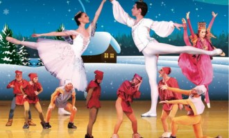 Η Χιονάτη και οι 7 Νάνοι από το Μπαλέτο της Εθνικής Όπερας του Κιέβου στο Παλλάς
