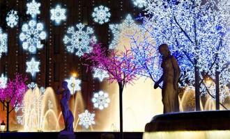 Χριστούγεννα στην παραμυθένια Βαρκελώνη!