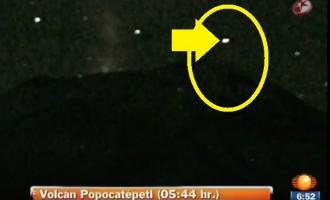Τα UFO επέστρεψαν στο ηφαίστειο Popocatepetl – Νέο βίντεο κάνει το γύρο του διαδικτύου
