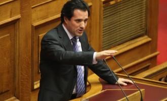 Ένταση στη Βουλή από τις δηλώσεις Γεωργιάδη για τη Μανωλάδα