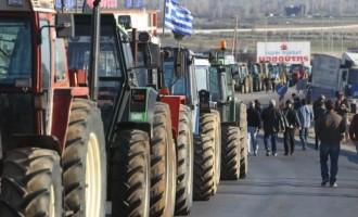 """Λάρισα: Οι αγρότες αποφάσισαν κινητοποιήσεις με """"μπλόκα"""" κατά του μνημονίου"""