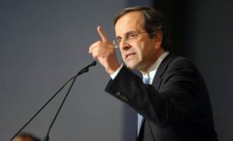 Αντώνης Σαμαράς: Σε επτά χρόνια θα είμαστε όπως πριν