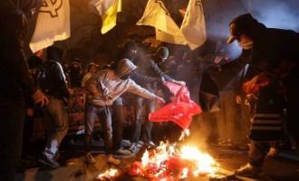 """Ραβίνος του Κιέβου προς Εβραίους: """"Εγκαταλείψετε άμεσα την Ουκρανία, κινδυνεύουν οι ζωές μας"""""""