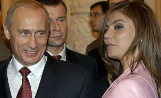 Η Καμπάγεβα πόζαρε με βέρα στο δεξί – Παντρεύτηκε τελικά τον Πούτιν;