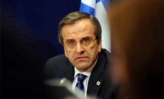 Σαμαράς: Μένει πικρή γεύση για τη στάση του ΣΥΡΙΖΑ