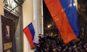 """""""Πρόεδρος μας ο Πούτιν"""" απαντούν οι ρωσόφωνοι της Ουκρανίας – Πραγματικότητα η διχοτόμηση"""