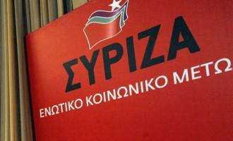 Το μήνυμα του ΣΥΡΙΖΑ για την επέτειο της Επανάστασης του 1821
