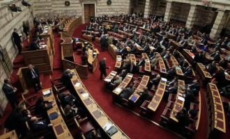 ΣΥΡΙΖΑ: Πρόταση μομφής κατά του Προεδρείου της Βουλής