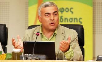 Παραιτήθηκε από τους Οικολόγους Πράσινους ο ευρωβουλευτής Ν. Χρυσόγελος