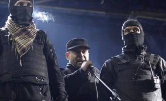 """Ο ναζί ηγέτης του """"Δεξιού Τομέα"""" θέλει να γίνει Πρόεδρος της Ουκρανίας"""