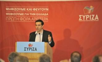 """Αλ. Τσίπρας: """"Σαμαράς – Βενιζέλος είναι ταγοί των καρτέλ του γάλακτος στην Ευρώπη"""""""