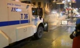 ΕΚΤΑΚΤΗ ΕΙΔΗΣΗ: Νεκρός διαδηλωτής στην Κωνσταντινούπολη