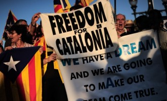 Το 60% των Καταλανών θέλουν ανεξαρτησία από την Ισπανία