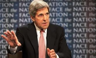 """Τζον Κέρι: """"Θα υπάρξουν πολύ σοβαρές συνέπειες στη Ρωσία"""""""