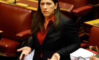 Εισαγγελική παρέμβαση για το παράνομο επίδομα της μητέρας της Κωνσταντοπούλου