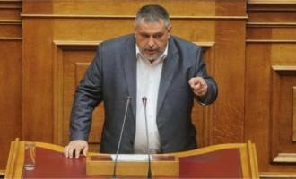 """Δ. Κουκούτσης (βουλευτής Χ.Α.): """"Είχα μέντορά μου τον Αντώνη Σαμαρά"""""""
