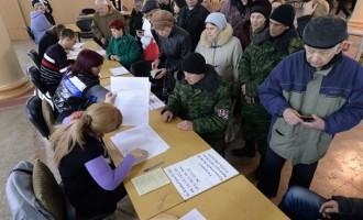"""""""Ιστορική η απόφαση του λαού της Κριμαίας"""""""
