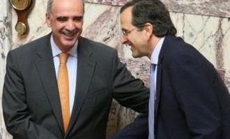 """Ίωση """"χτύπησε"""" την κυβέρνηση: στο κρεβάτι ο Σαμαράς, με 40 πυρετό και ο Μεϊμαράκης"""