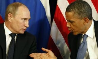 """Επικοινωνία Ομπάμα με Πούτιν: """"Διαφωνούμε στην Κριμαία αλλά θα ψάξουμε λύση για σταθεροποίηση της Ουκρανίας"""""""