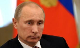 Πούτιν: Η Ουκρανία ευθύνεται για την συντριβή του αεροσκάφους