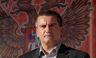 Ουκρανικό δικαστήριο εξέδωσε ένταλμα σύλληψης του πρωθυπουργού της Κριμαίας