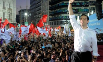 Δημοσκόπηση ντέρμπι: ΣΥΡΙΖΑ 28,5% – ΝΔ 28%
