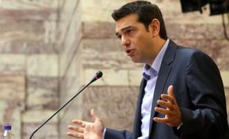 Αλ. Τσίπρας: Καταθέστε το πλήρες κείμενο της συμφωνίας με την Τρόικα!