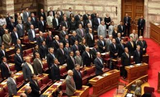 Σε νευρικό κλονισμό οι βουλευτές της συγκυβέρνησης – Σκέφτονται τα ειδικά δικαστήρια